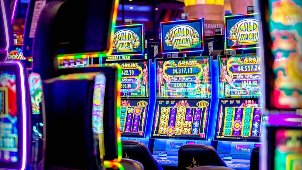 How To Pick The Right Online Slot Machine